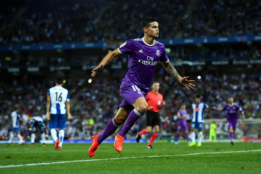 Real Madrid James Rodríguez