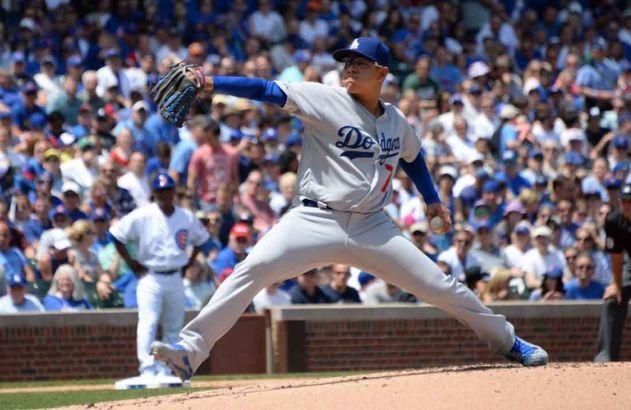 México Dodgers Urias