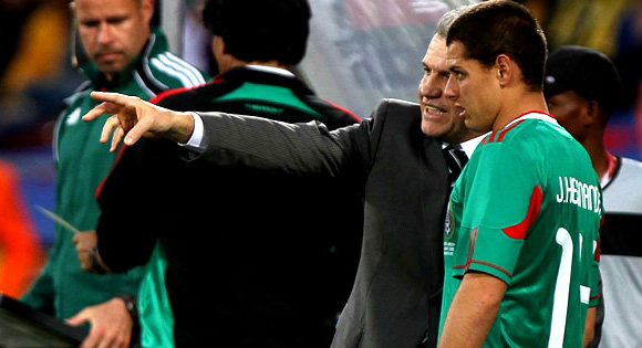 """Chicharito"" Javier Aguirre"