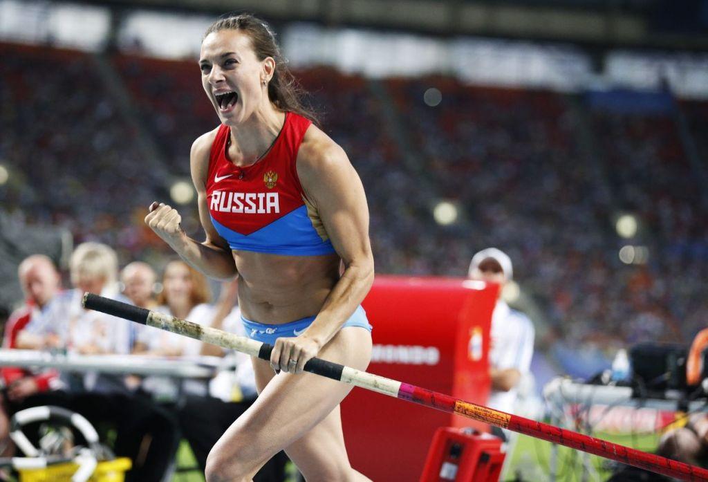 Ysinbayeva