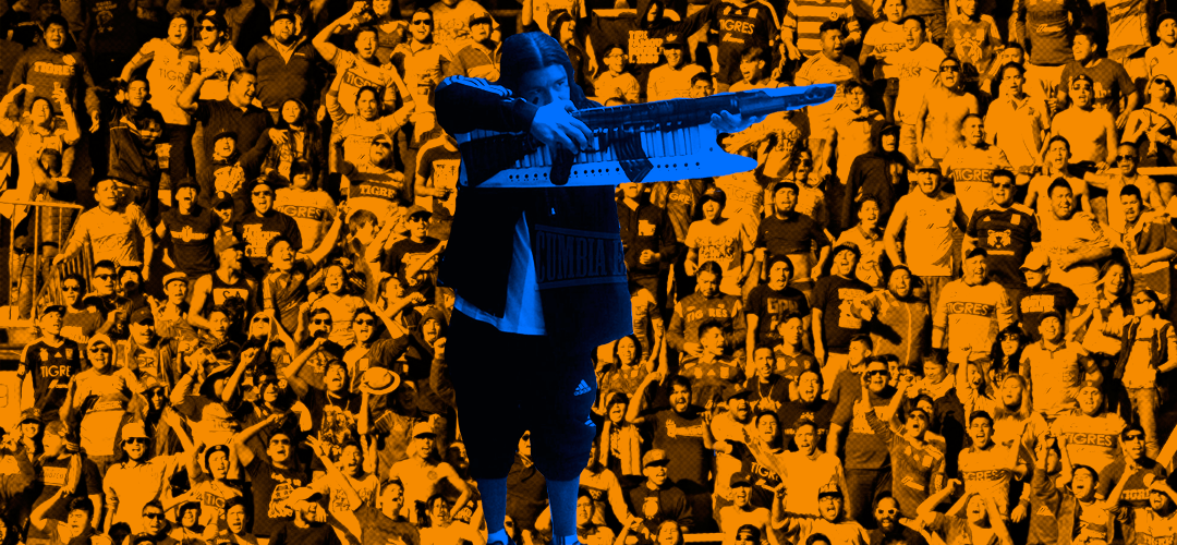 Maradona Música Pablo Lescano Cumbia Villera