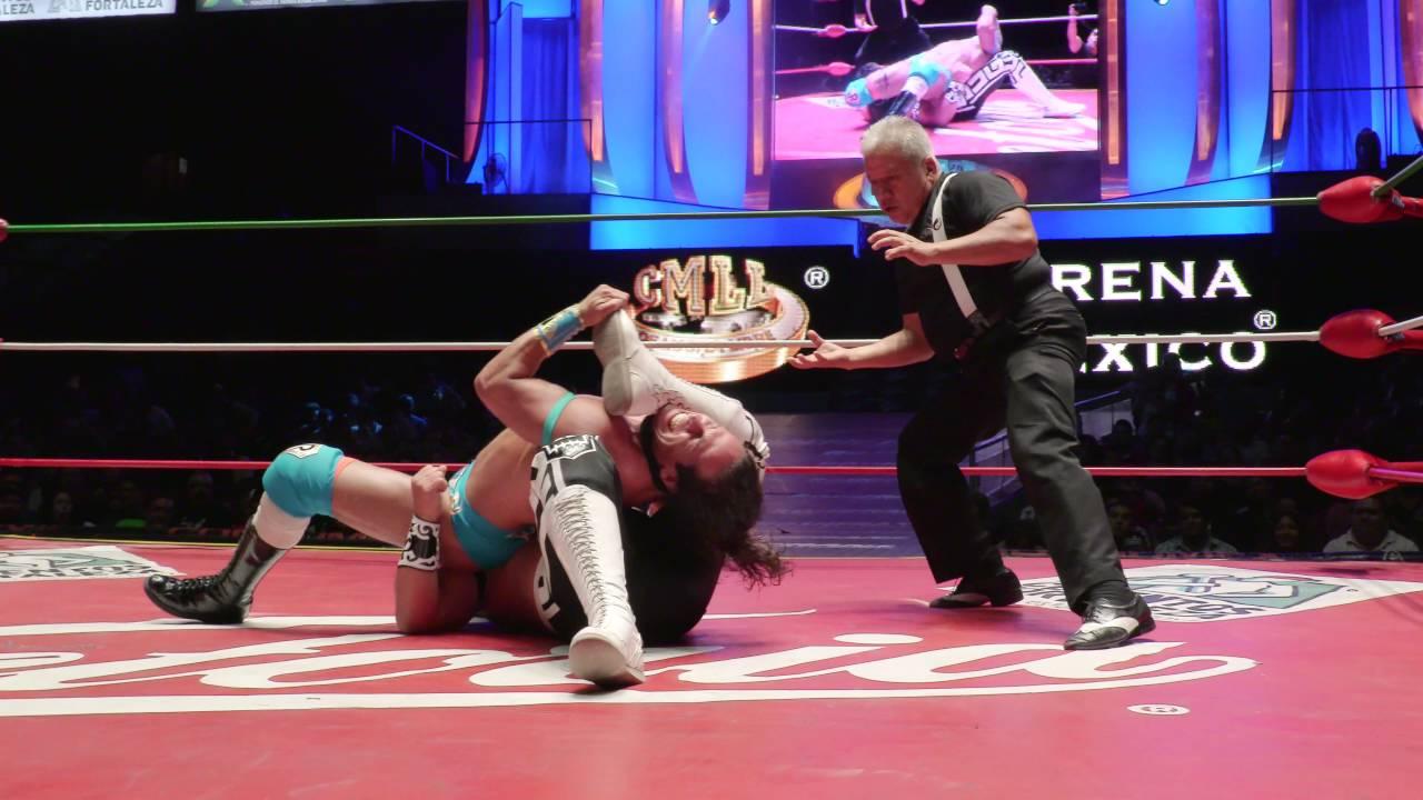 Lucha de parejas CMLL