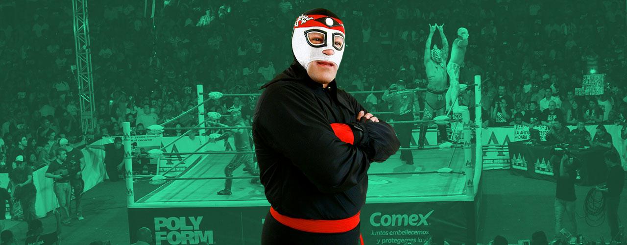 México Octagon CMLL AAA