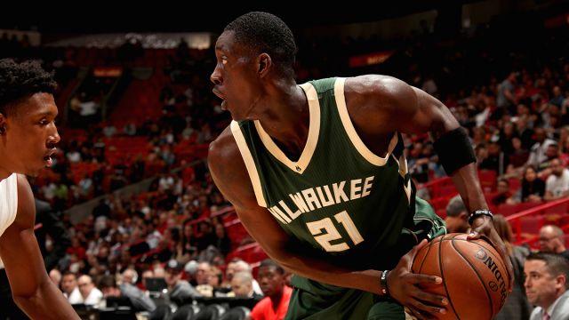 Milwaukee Bucks Tony Snell Récord