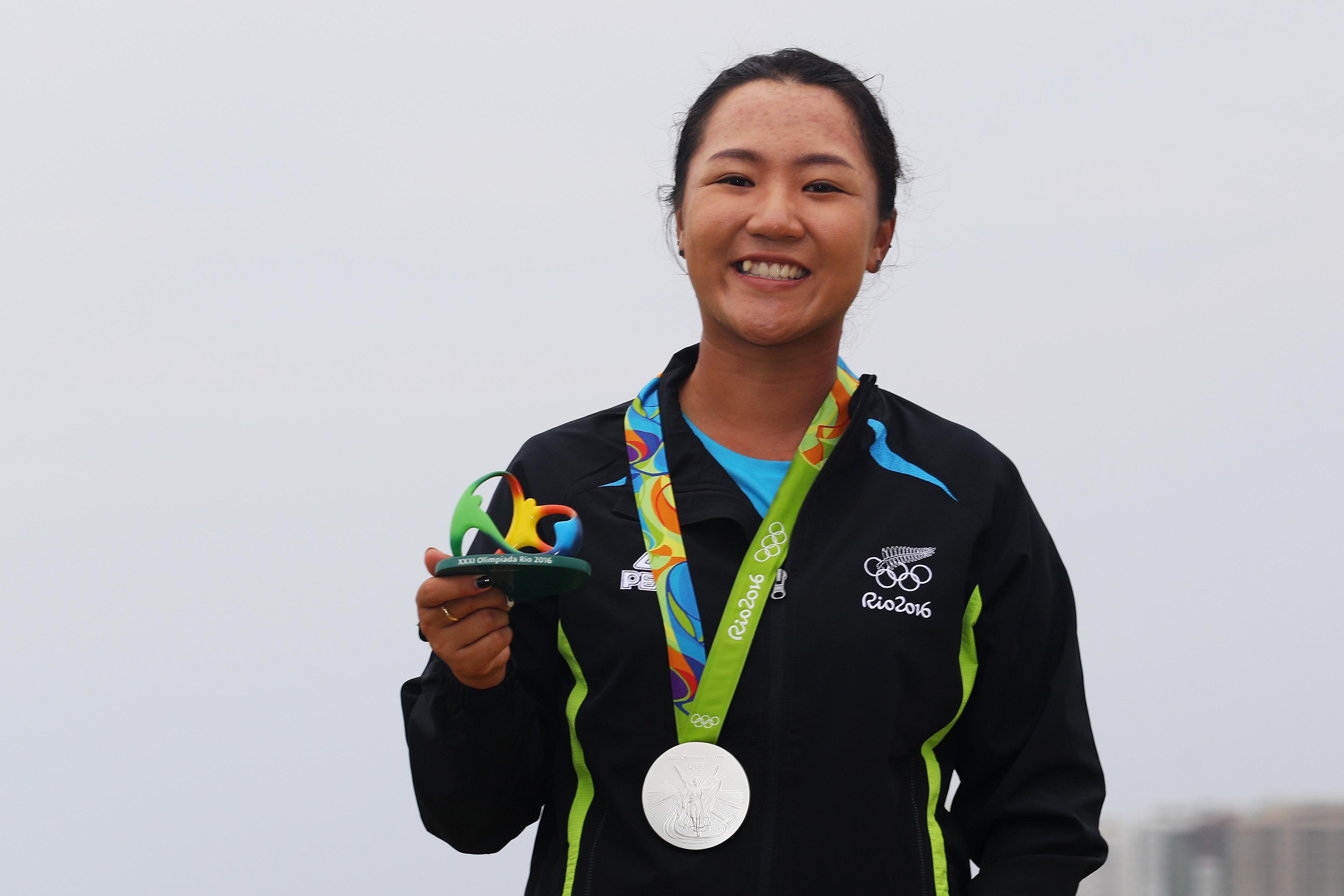 Lydia Ko Tokio 2020 golf femenil
