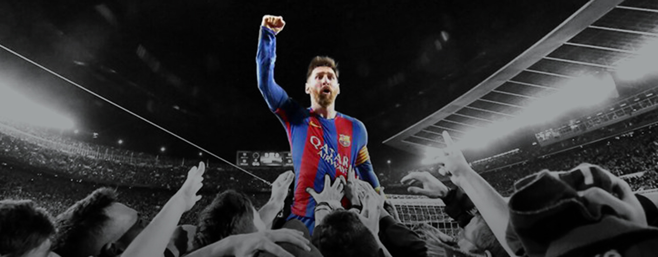 Messi Barcelona PSG 6-1 Haiku