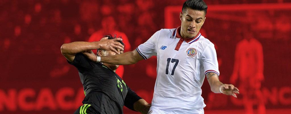 Costa Rica odio México futbol