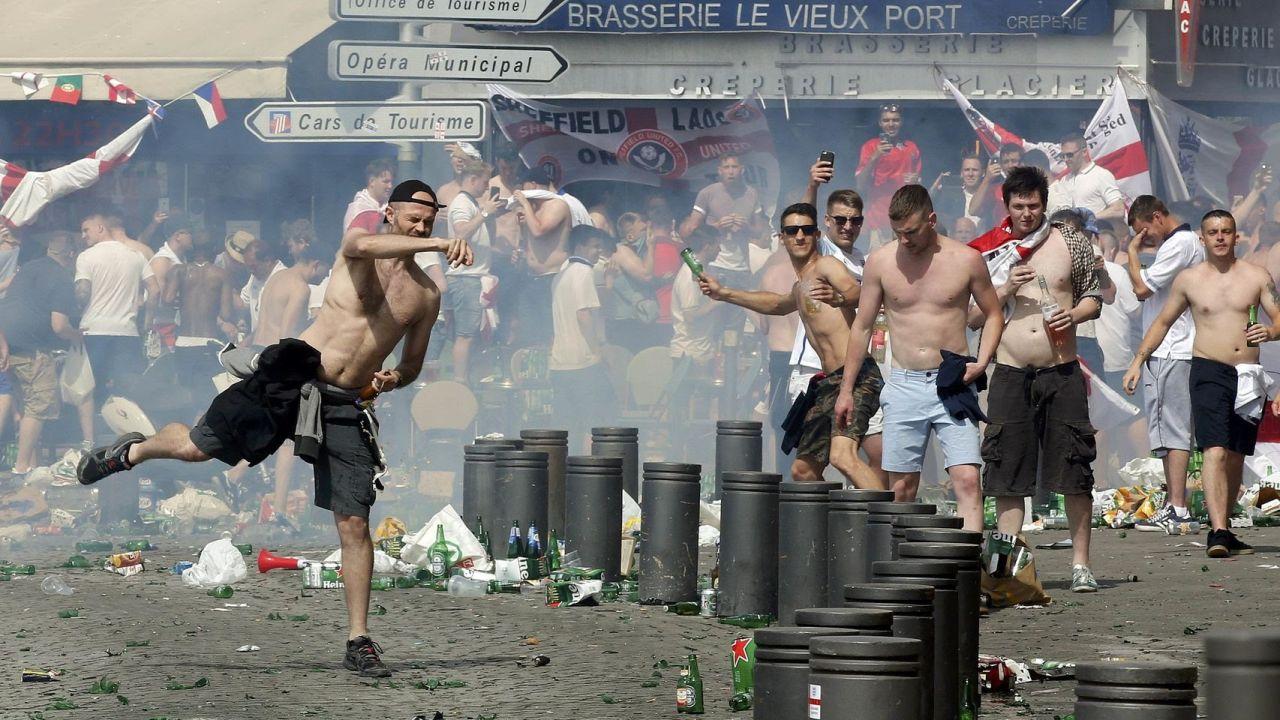 Peleas Ultras Rusia Igor Lebedev