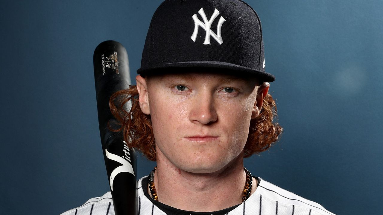 Clint Frazier corte cabello New York Yankees