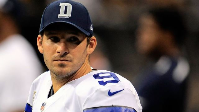 Tony Romo retiro Dallas