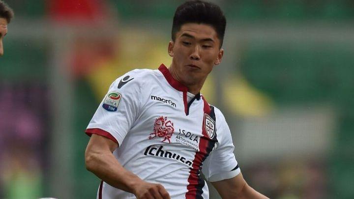 Kwang-Song Han Corea del Norte Serie A gol histórico