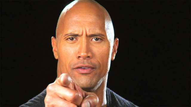 Dwayne Johnson presidente Estados Unidos