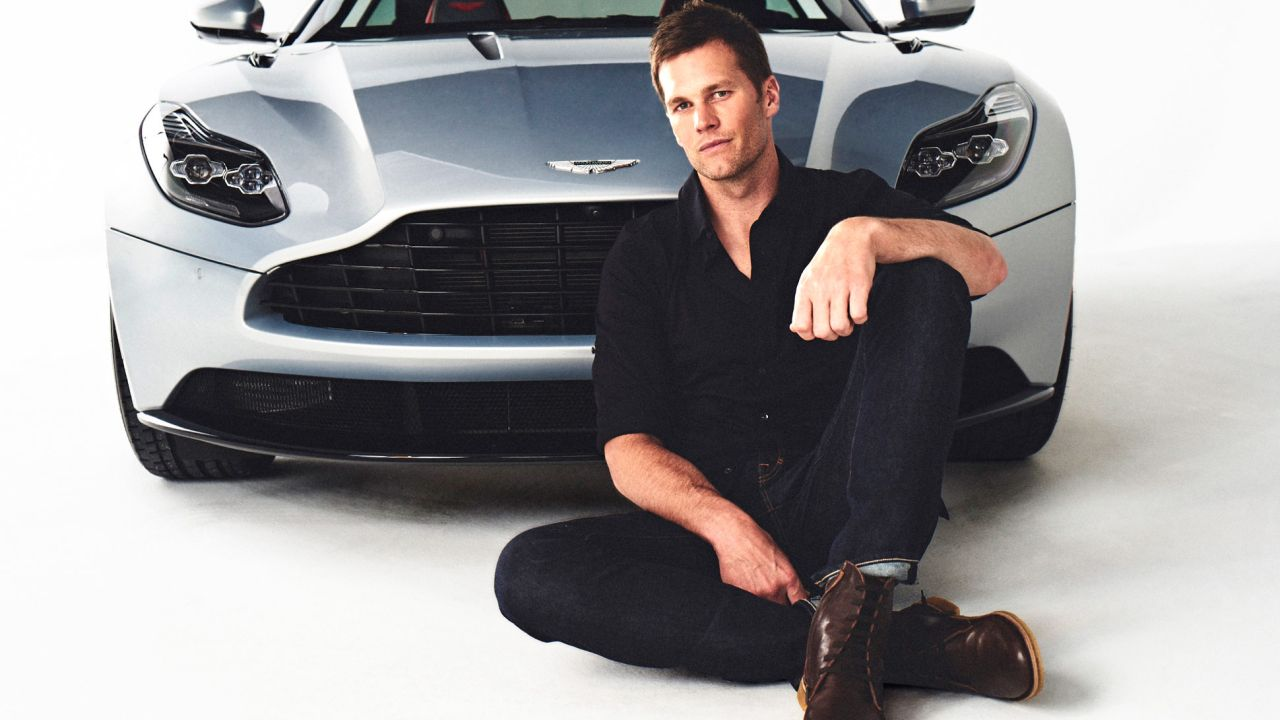 Tom Brady Aston Martin Diseño Automóvil