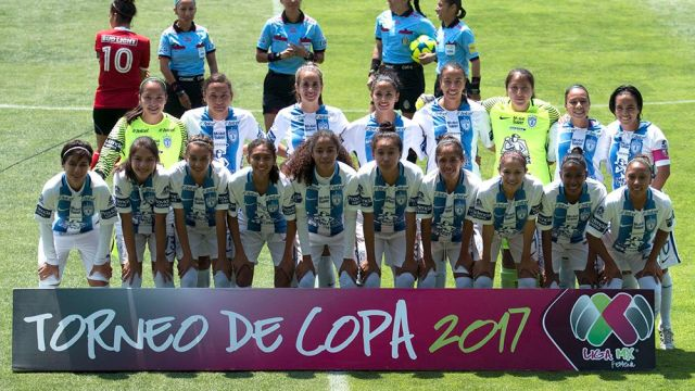 Copa MX Femenil Liga MX Pachuca Campeón Xolos