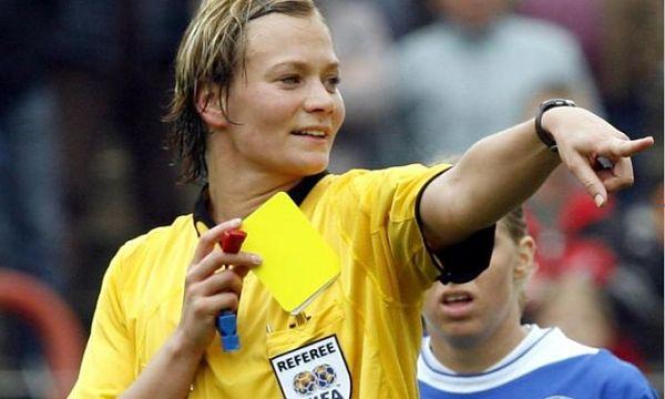 Bibiana Steinhause Bundesliga árbitra