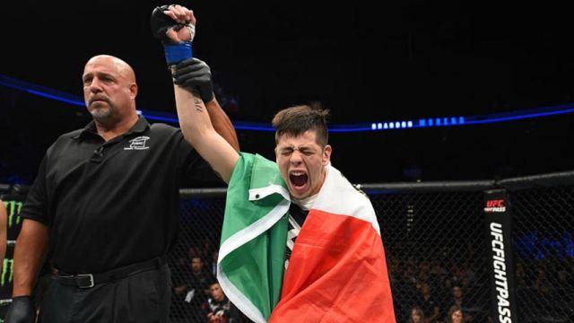 Brandon Moreno UFC México estelar