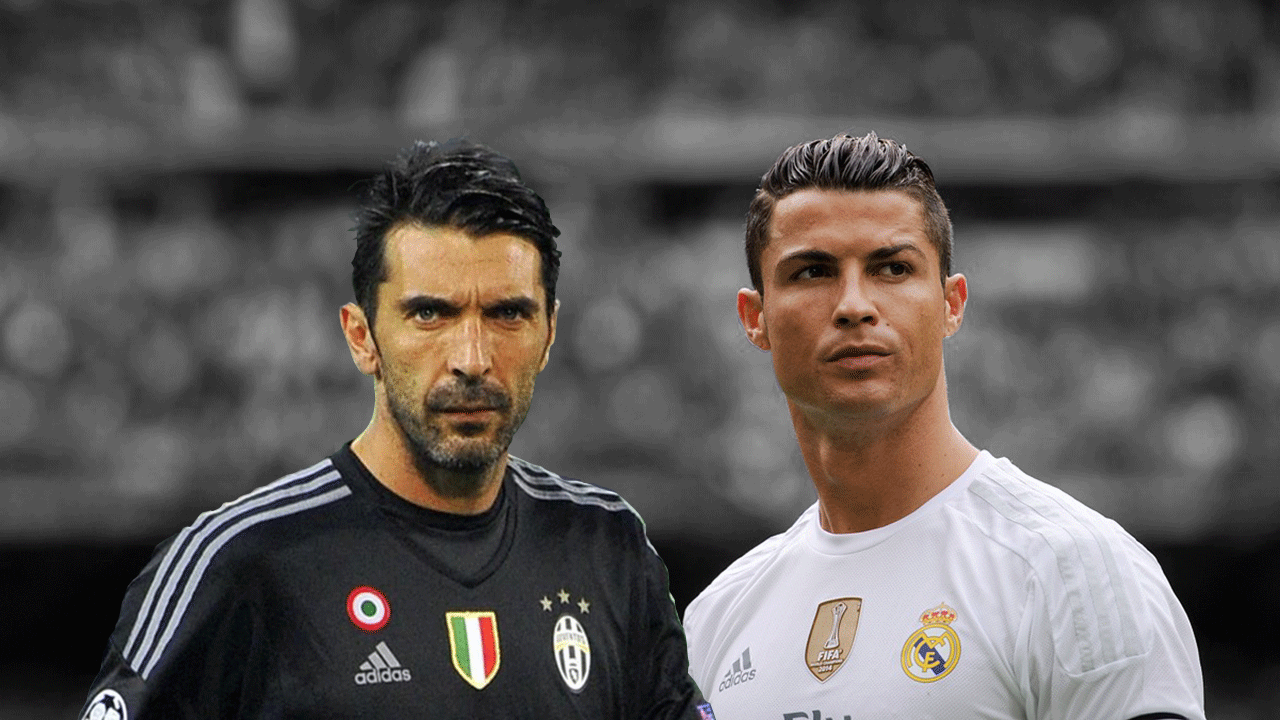 Real Madrid Juventus Champions League Final Cardiff