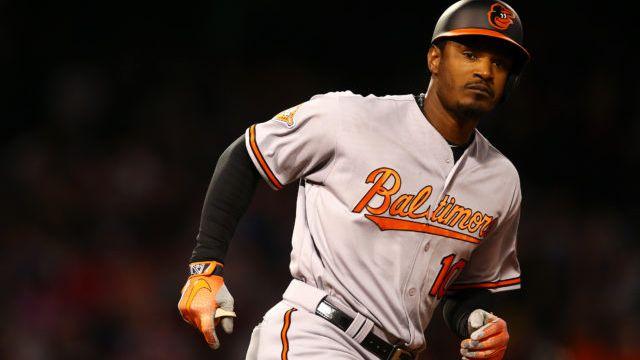 Adam Jones Baltimore Oriols Racismo