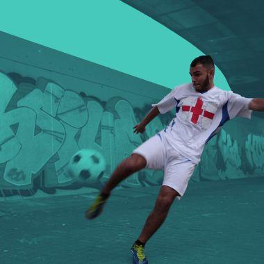 De la calle a la cancha con el Street Soccer en México