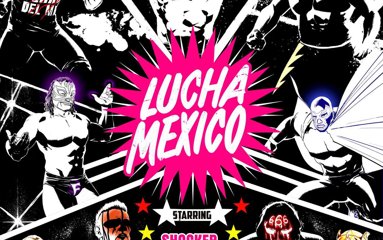 Lucha libre lucha México documental