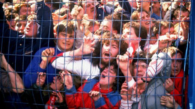 Tragedia Hillsborough Liverpool Culpa
