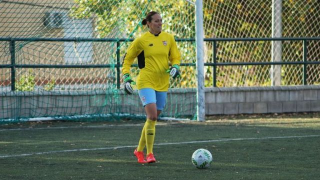 Pamela Tajonar Sevilla Ascenso España