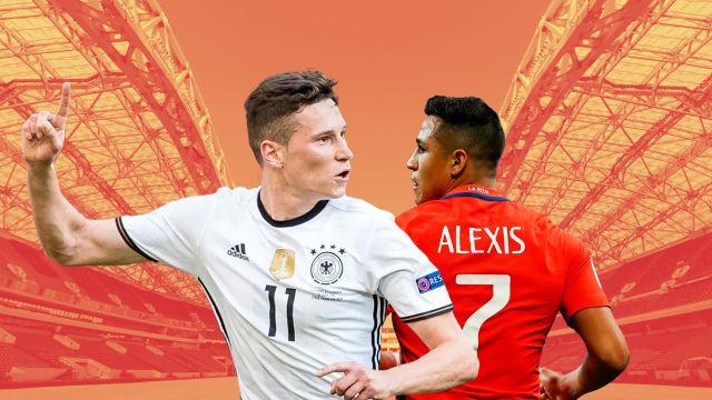Copa Confederaciones, Chile, Alemania, campeón, Alexis Sanchez, Joachim Low