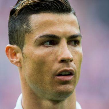 Cristiano Ronaldo barba