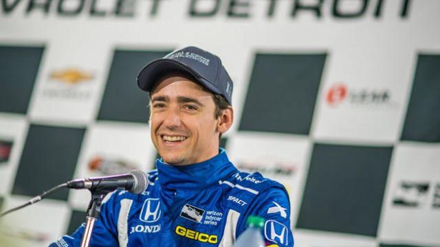 Esteban Gutierrez IndyCar
