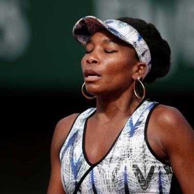 Venus Williams tenista accidente automovilístico carro fallecido