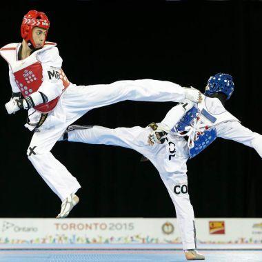 WTF Taekwondo Siglas cambio