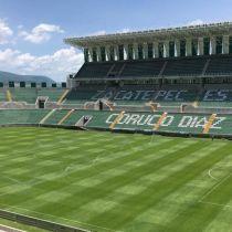Zacatepec Club Atlético Estadio Coruco Díaz Jorge Vergara