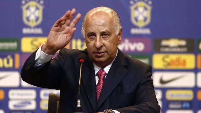 Rosell Del Nero Brasil Texeira Justicia CBF