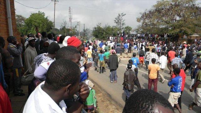 Malawi Estampida Muerte Independencia Heridos