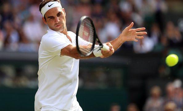 Roger Federer Wimbledon Tenis Historia Más partidos ganados