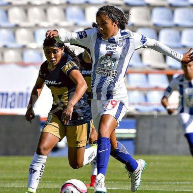 Liga MX Femenil, resultados en vivo, Jornada 1, futbol femenil, Pumas, Pachuca, América, Tijuana, Vamos por ellas