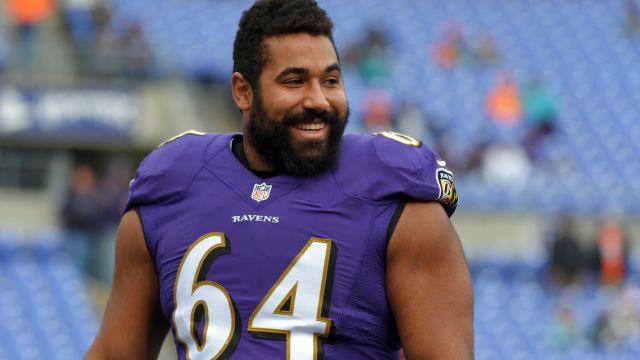 John Urschel contusiones retiro NFL Baltimore