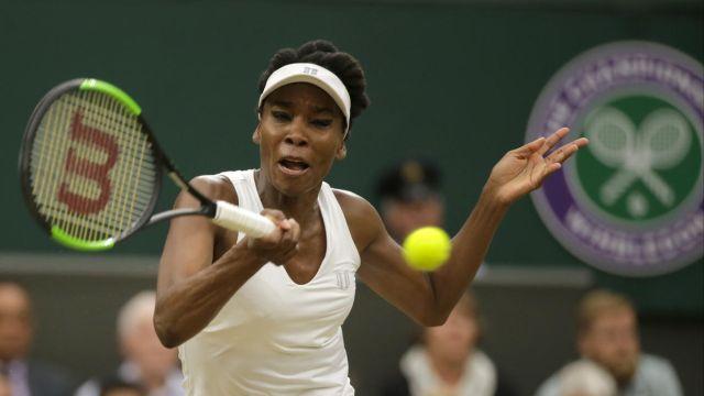 Garbiñe Muguruza Wimbledon Serena Williams Final