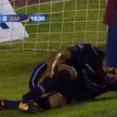 Atlante, Lizandro Echeverría, delantero, lesión, Ascenso MX, Jornada 1, luxación, goleador, segunda división