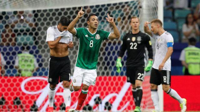 Confederaciones, México, Goles, Marco Fabián, Raúl Jiménez, Ricardo Quaresma, Mejor, Peor