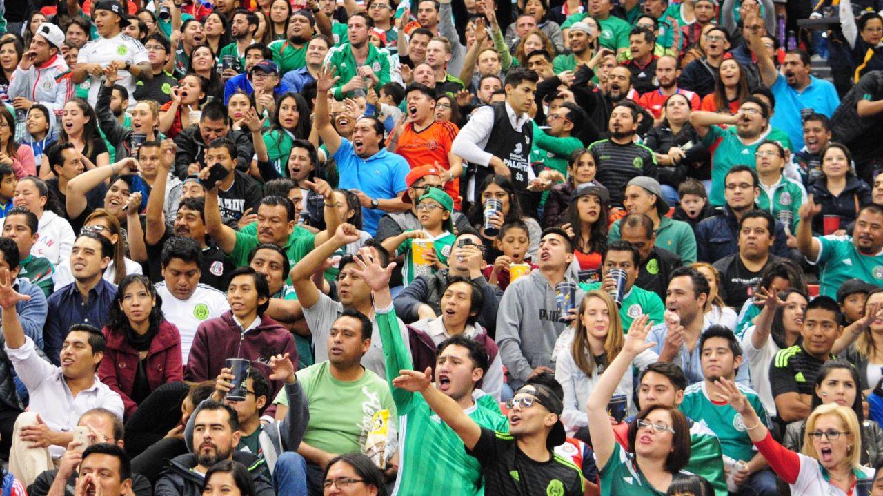 FMF, multa, gritos homofóbicos, Ehhh puto, México, dos millones, aficionados, estadio Azteca