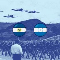 Guerra del futbol, México 70, Honduras, El Salvador