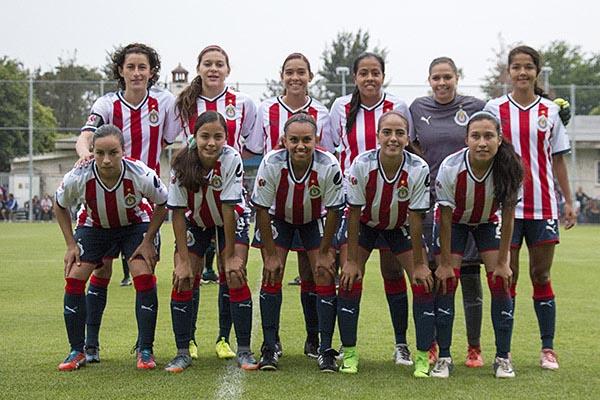 Chivas transmisión Liga Femenil Chivas TV Liga MX