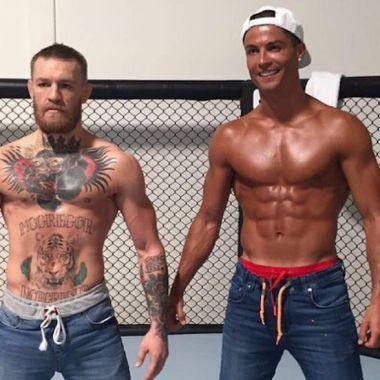 McGregor Cristiano Forbes mejor pagados Mayweather
