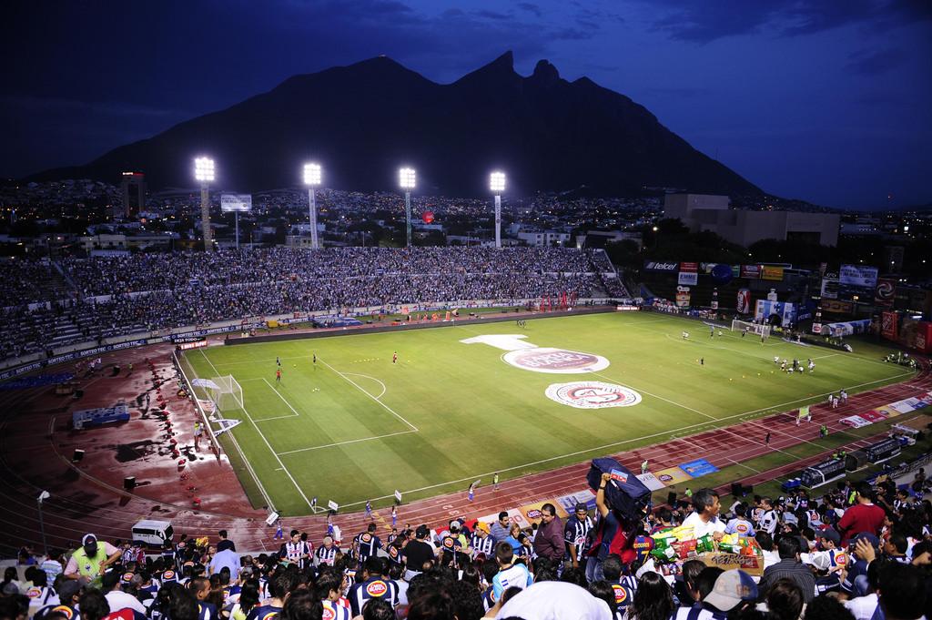 Estadio Tecnológico Venta butacas Monterrey Rayados