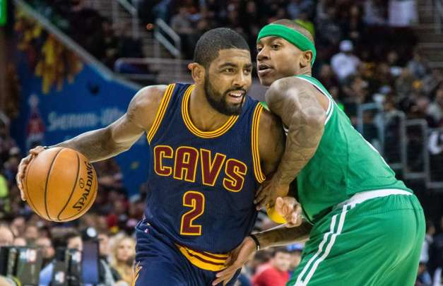 Kyrie Irving, Celtics, Cleveland, Isaiah Thomas, NBA, Boston, Cavs