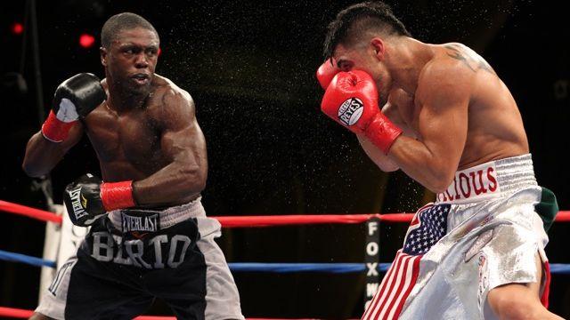 Andre Berto, boxeo, UFC, artes marciales mixtas, CMB, WBC, Dana White, Conor McGregor, Floyd Mayweather