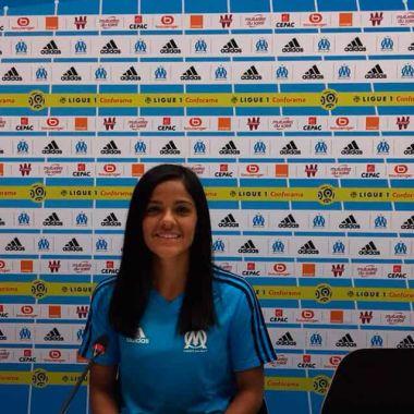 Gignac Cristina Ferral Marsella Twitter Felicitación