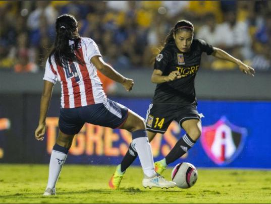 Liga Femenil asistencia record jornada 2 chivas tigres