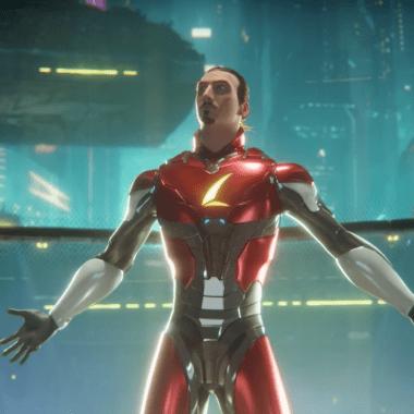 Zlatan videojuego ironman superhéroe Ibrahimovic app